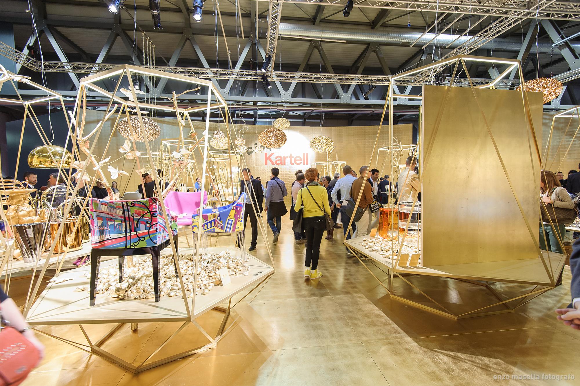 Anteprima milano design week 2014 attico interni for Eventi fiera milano