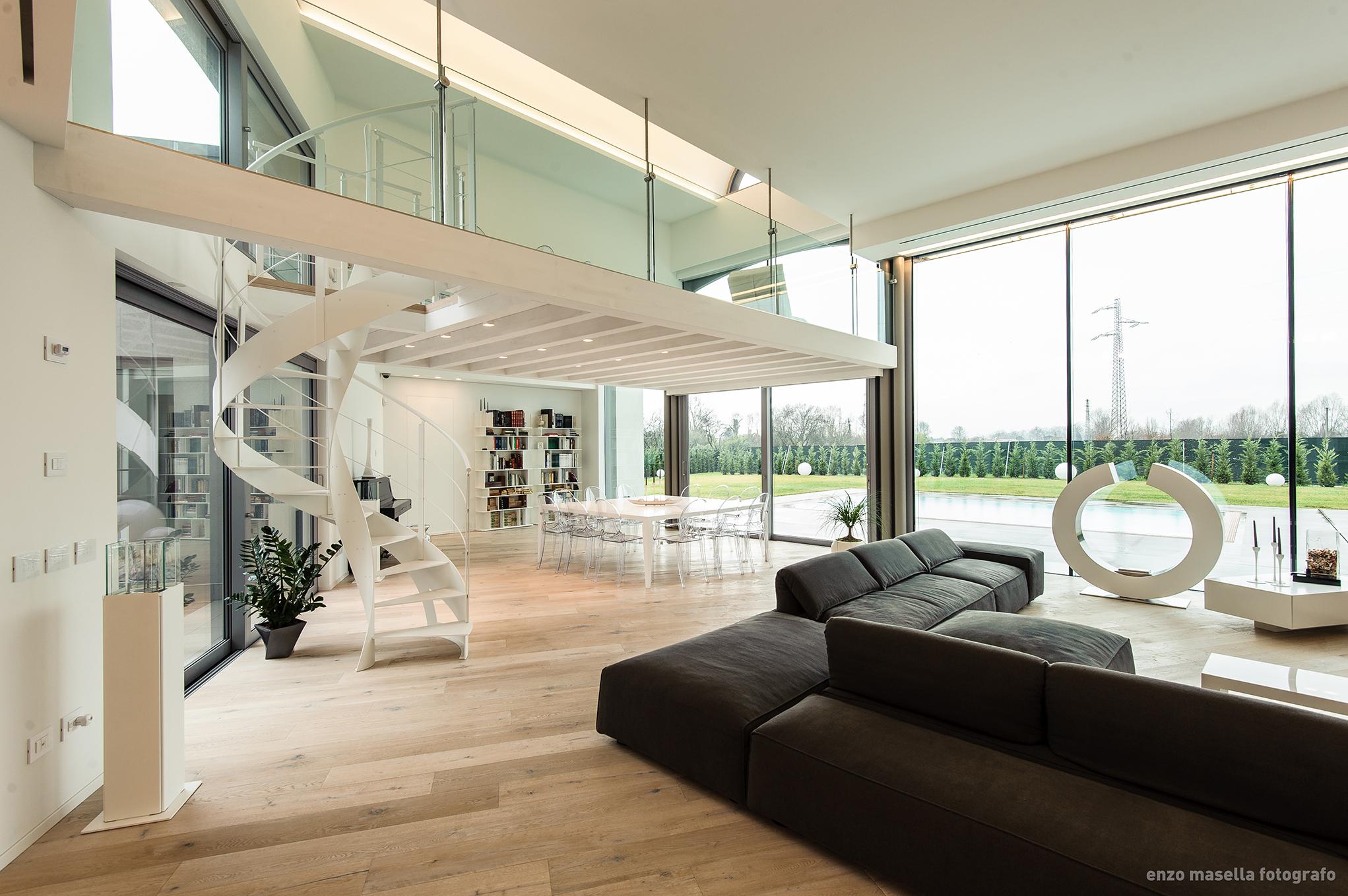 Case arredate moderne. stunning esempi di case arredate le chicche