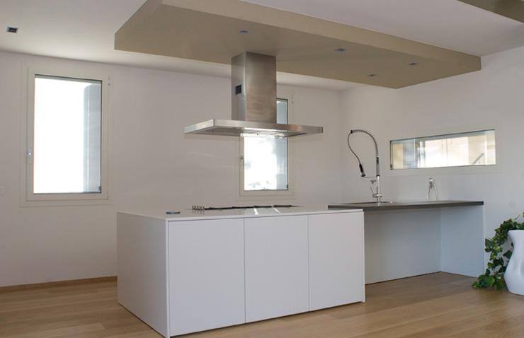Arredamenti interni case moderne interni case di montagna - Ville americane interni ...